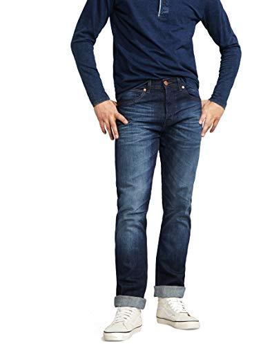 Wrangler Herren Spencer Jeans, Blau (Blue Route), 33W / 32L