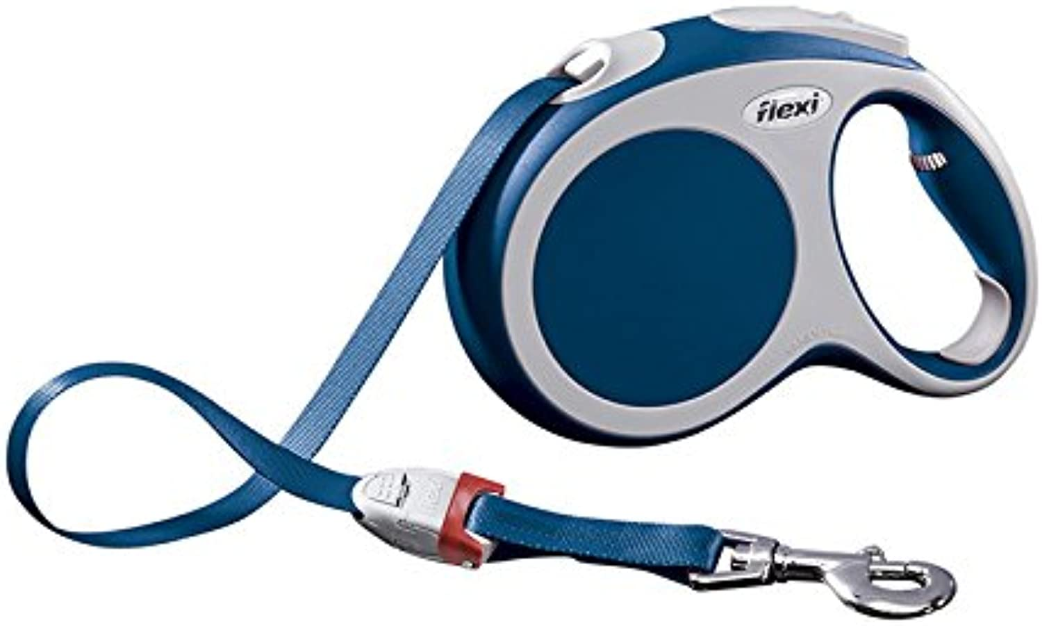 Flexi Vario L  132lbs 16.4  Retractable Pet Leashes  Original From Germany (bluee)