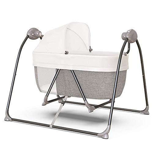 CMXUHUI El Favorito del bebé, una Buena opción para Que la Silla Mecedora del bebé, Baby Baby Being Bootcer eléctrico para bebés, diseño de ángulo de inclinación de 170 ° científico, b