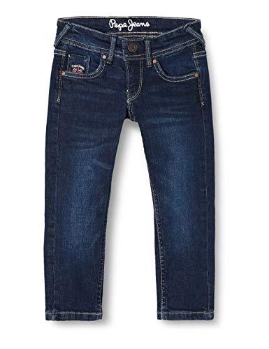 Pepe Jeans Emerson Jeans, Blu (Dark Used Denim 000), 12 Anni (Taglia produttore:...