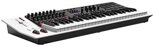 NektarTechnologyPANORAMAP4DAW連携MIDIキーボードコントローラーエンコーダー/フェーダー/トランスポートボタン/パッド搭載【国内正規品】