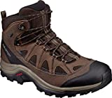 SALOMON Authentic LTR GTX, Scarpe da Escursionismo Uomo, Nero (Black Coffee/Chocolate Brown/Vintage Kaki), 42 2/3 EU