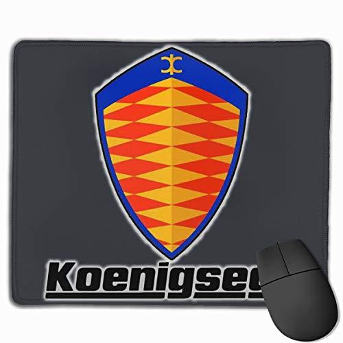 Runxin Fashion Koenigsegg Automotive AB The Mouse Pad for Mens White