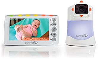 Summer Infant Panorama 2.0 Digital Color Video Monitor
