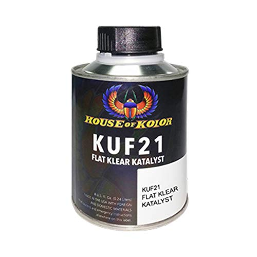 House of Kolor Catalyst for Fc21 Flat Klear - Half Pint