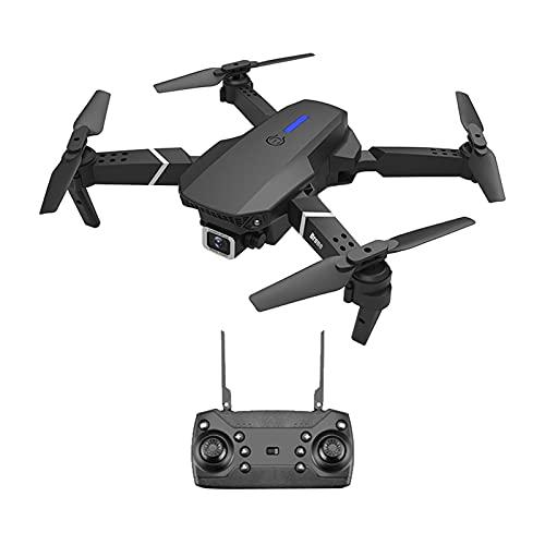 Milageto Drone con Telecamera per Adulti WiFi RC Quadricottero R/C : 100 M - 4K Singolo