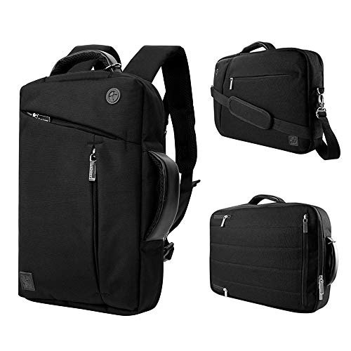 17 Inch Laptop Backpack 3 in 1 Shoulder Bag for Dell Alienware Area 51m 17.3