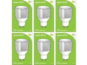 8722 LED 3.5W Opaque Spot...