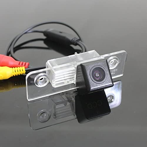 RuiDi Reverse Back Up Camera Parking Camera HD CCD RCA NTST PAL License Plate Lamp OEM for Ford product image