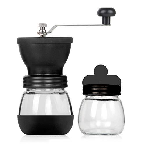 Draagbare Single Shot Mini Espresso Maker - Compact Reisformaat - Eenvoudig te gebruiken voor heerlijke Espresso Koffie Overal, Kleine Handmatige Koffiemachine Voor Gemalen Koffie