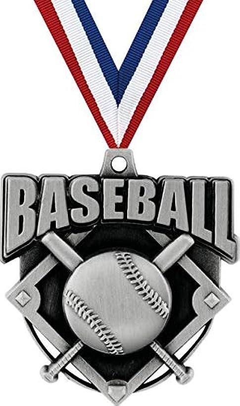 Baseball Medals - 2