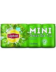 Lipton Ice Tea Green - 24 blikjes - 2 x 12 - 150ML