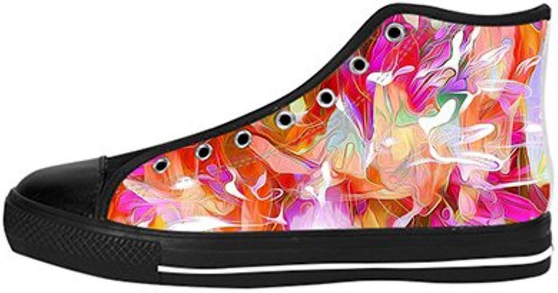 Daniel Turnai Fans egen färggrann Art herr Classic High Top Top Top duk skor mode skor  välj från de senaste varumärkena som