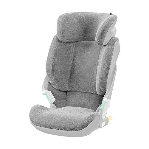 Maxi-Cosi Sommerbezug, passend für Kore i-Size Kindersitz, Schonbezug Autositz, angenehm weicher Bezug für die warmen Sommertage, Fresh grey