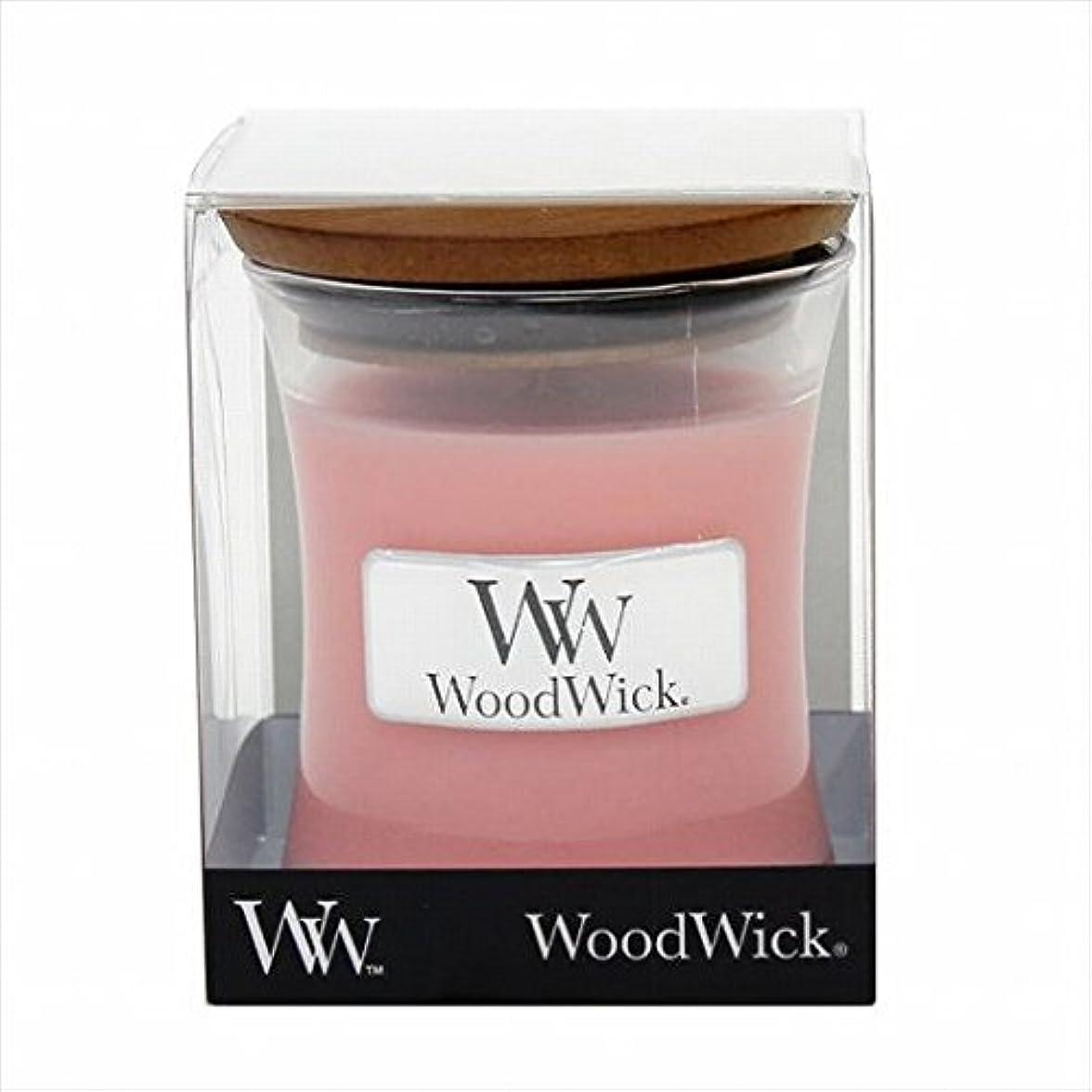 前置詞リスナーバックグラウンドカメヤマキャンドル( kameyama candle ) Wood Wick ジャーS 「 ベリーソルベ 」