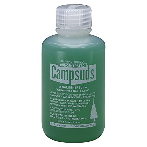 Sierra Dawn Campsuds Outdoor Soap in Nalgene Bottle
