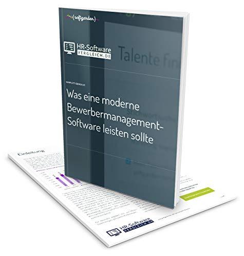 Was eine moderne Bewerbermanagement-Software leisten sollte   softgarden E-Recruiting mit System: Bewerbermanagement-Software erklärt