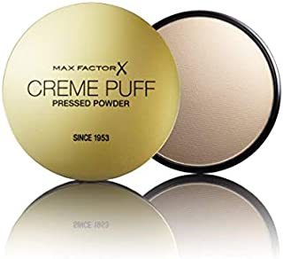 Max Factor Creme Puff Pressed Powder , Golden 75