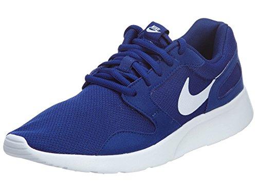 Nike Nike Damen Kaishi Laufen Sports Leichtbau Lässig Schnüren Ausbilder - Blau/Weiß - 37.5