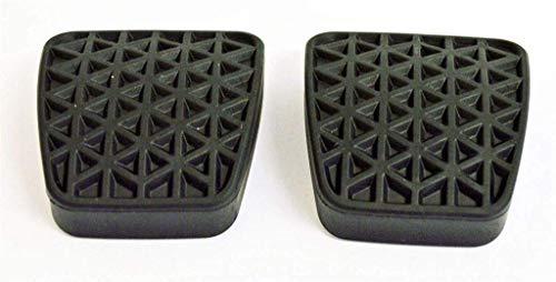 FFTH 2 stücke Bremse/Kupplung Pedal Gummi für opel Astra g Astra h Vectra c Corsa c oe 560775 90498309