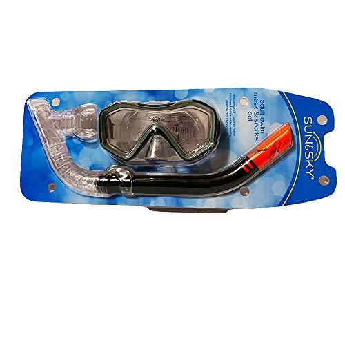 CVS Pharmacy Sun&Sky Adult Swim Mask&Snorkel Set