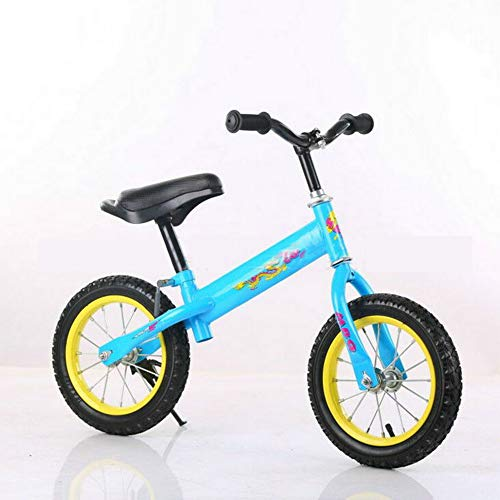 14-Inch Boys Balance Bike, Fit for 2-5 Years Old Girls Bicycle with A Kickstand, The Best Kids Toys for Outdoor Sports, 2 Wheels,14inch