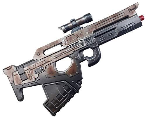 Mida Multi-Tool Scout Rifle High Density Foam Gun 1:1 Scale Prop Replica (Grey)