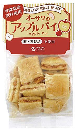 オーサワのアップルパイ (45g) 【オーサワジャパン】