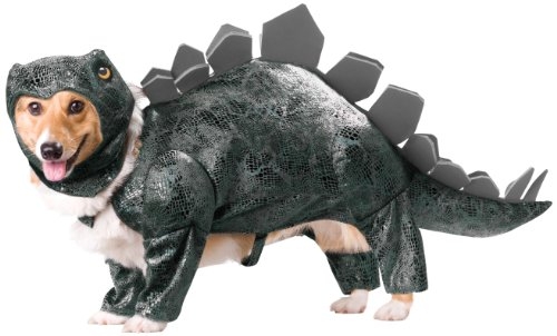 California Costumes Pet Stegosaurus Dog Costume