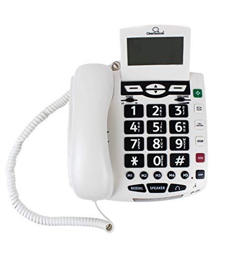 ClearSounds CSWCSC6001 teléfono Fij
