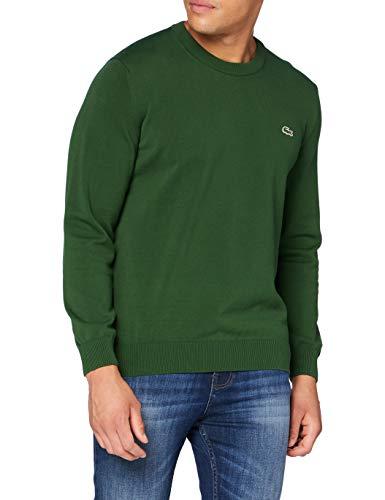 Lacoste Herren AH1985 Pullover, grün, Medium