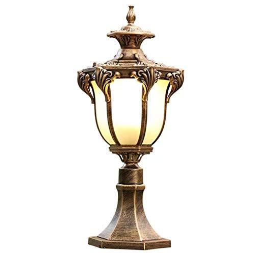 Accueil lampe de jardin lumière extérieure lampe de jardin pelouse imperméable phare
