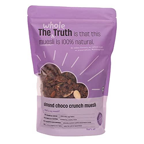 The Whole Truth - Breakfast Muesli - Almond Choco Crunch - 350g