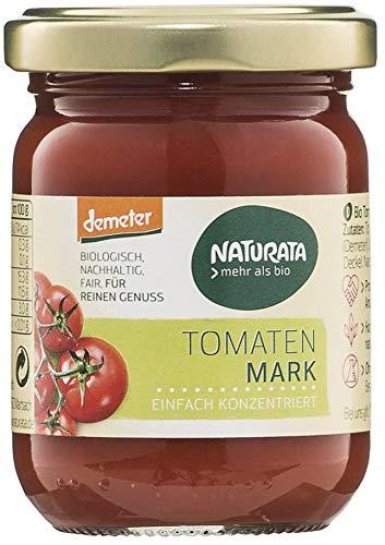 Naturata Bio Tomatenmark, einfach konzentriert 22 % (6 x 125 gr)