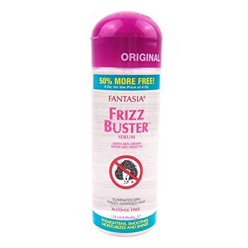 Fantasia Serum Frizz Buster 6oz. Bonus