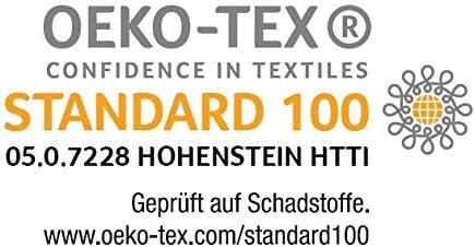 Traumnacht orthop/ädischer Matratzentopper mit einem hochwertigem Kaltschaumkern 80 x 200 cm
