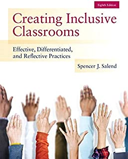 Creating Inclusive Classrooms: Effective, Differentiated and Reflective Practices, Loose-Leaf Version (8th Edition)