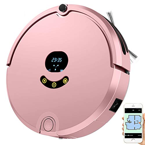 Why Choose Robot Vacuum Cleaner, 3-in-1 Home Automatic Sweeping Robot, Mobile APP Control Automatic ...