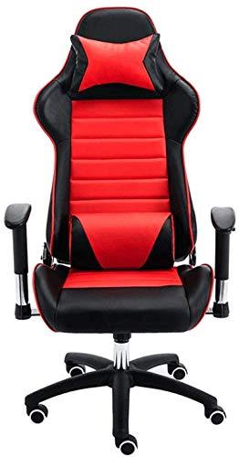ZHEYANG Sillas Gamer Gaming Chair Equipo de Oficina giratorias Sillas con Altura Ajustable Butaca for Video Juegos