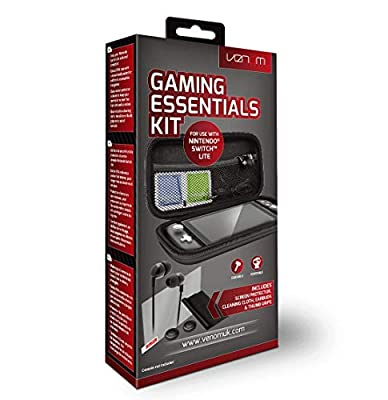 Venom Switch Lite 5-in-1 Essentials Pack (Nintendo Switch Lite)