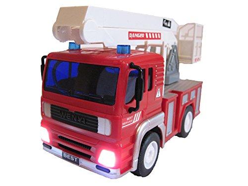 RC Auto kaufen Feuerwehr Bild 2: RC Feuerwehrauto ferngesteuertes Spielzeug Feuerwehr Auto Ferngesteuert NEU (Feuerwehrauto mit Hubleiter)*