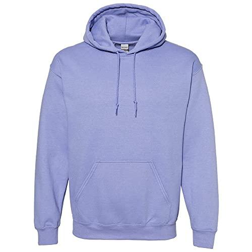 Gildan 18500 / Adult Hooded Sweatshirt-Violet 18500 M