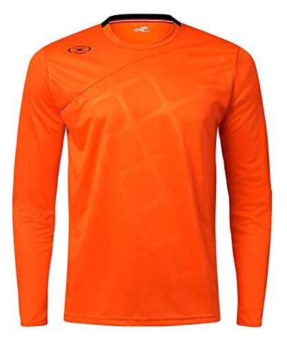 Xara Instigator Goal Keeper Jersey - Orange - L