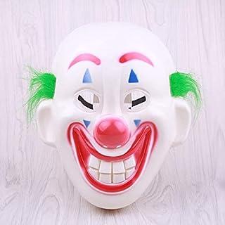 Horror Masks Clwon Joker Joaquin Phoenix Mask Props PVC Halloween Masks The Joker Arthur Fleck Party Christmas Costume Acc...