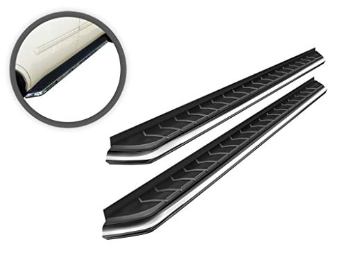 ridgeline running boards - 7
