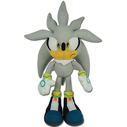 Sonic The Hedgehog Great Eastern GE-8960 Plush - Silver Sonic, 13'