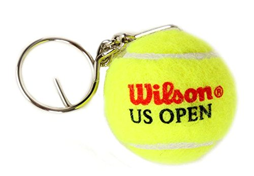 Llavero de pelota de tenis del US Open