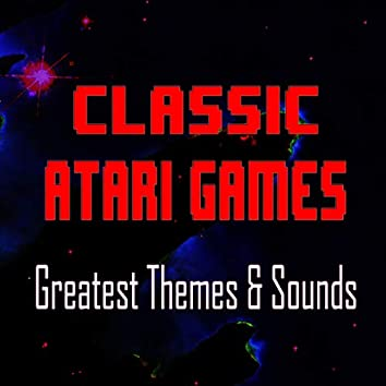 Classic Atari Games - Greatest Themes & Sounds