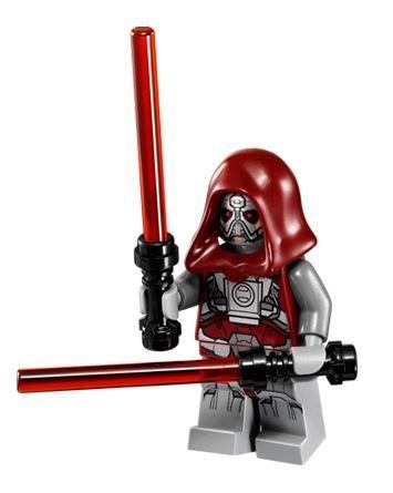 Lego Star Wars Minifigur Sith Warrior aus 75025 (sw499)