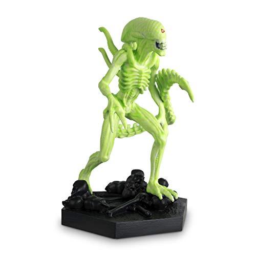Eaglemoss Publications Ltd. The Alien & Predator Figurine Collection 1/16 Vision Xenomorph...